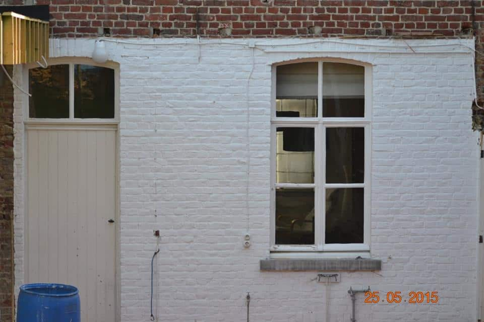 Aérogommage Hainaut | Chièvres | Décapage
